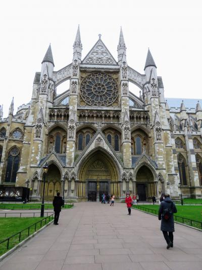 The history of Westminster Abbey dates back to 960 AD and the construction of the building you see here began in 1245 AD. It is the site of royal coronations, weddings, burials and memorials.