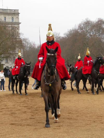 "We happened to be in the right place at the right time (Horse Parade Ground at 11am) to catch the changing of the Queen's Life Guard. It was one of those ""I wonder what those people are looking at?"" moments that really paid off! Enjoy the video of a piece of the ceremony."